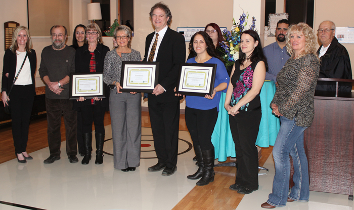 2014 Blackfalds Business Award Winners