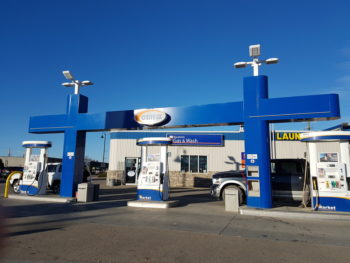 Blackfalds Gas & Wash