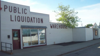 Public Liquidation Warehouse