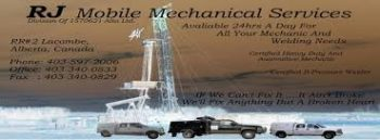 RJ Mobil Mechanical Services