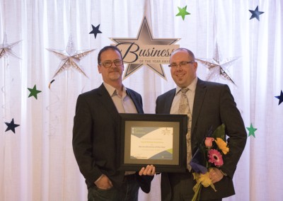 Ing and McKee Insurance - Service Business of the Year
