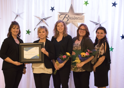 Servus Credit Union - Community Spirit Business of the Year