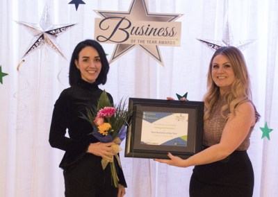 Solidgold Esthetics - New Business of the Year